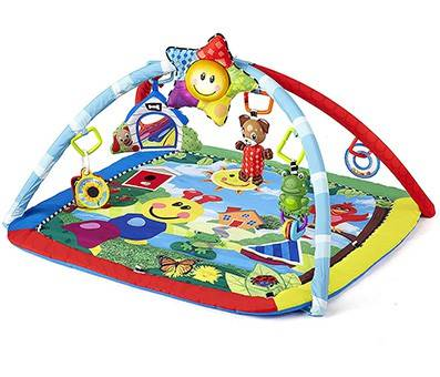 Small Product Image Of Baby Einstein Caterpillar & Friends Play Gym