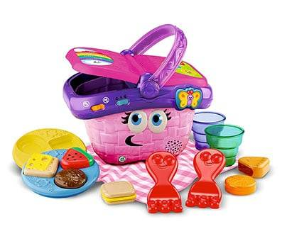 Small Product Image Of LeapFrog Shapes And Sharing Picnic Basket