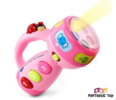 Small Product Image Of VTech Spin and Learn Color Flashlight