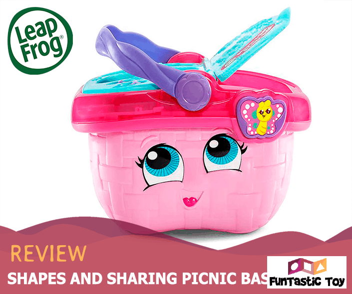 featured image of shapes and sharing picnic basket