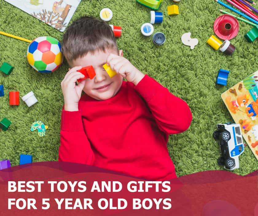 Featured image of boy playing with toys on the floor