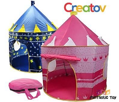 Product image of Creatov Tent Toy and Princess Playhouse