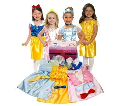Product image of Disney Princess Dress Up Trunk