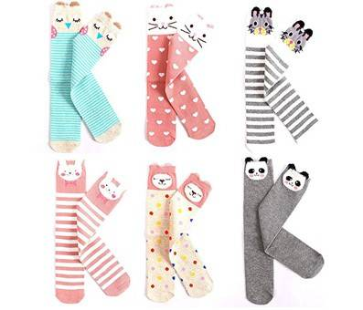 Product image of EIAY Cute Cartoon Animals Cotton Socks
