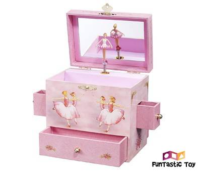 Product image of Enchantmints Ballerina Musical Jewelry Box