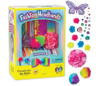 Product image of Fashion Headbands Craft Kit