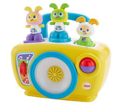 Product image of Fisher Price Beats BeatBo Boogie Boom Box