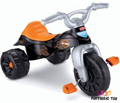 Product image of Fisher Price Harley Davidson Tough Trike