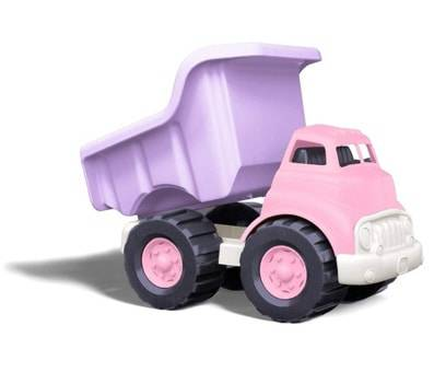 Product image of Green Toys Dump Truck in Pink Color