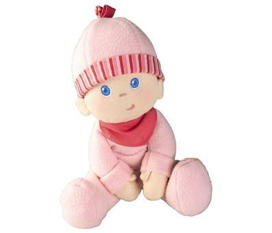 Product image of HABA Snug-up Dolly Luisa