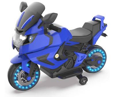 Product image of HOVERHEART Kids Electric Power Motorcycle 6V Ride On