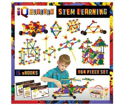 Product image of IQ BUILDER Learning Toys - Creative Construction Engineering