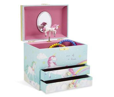 Product image of JewelKeeper Girls Musical Jewelry Box
