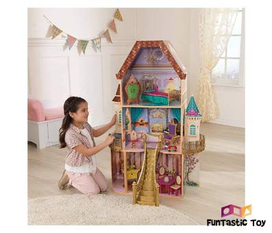 Product image of KidKraft Belle Enchanted Dollhouse