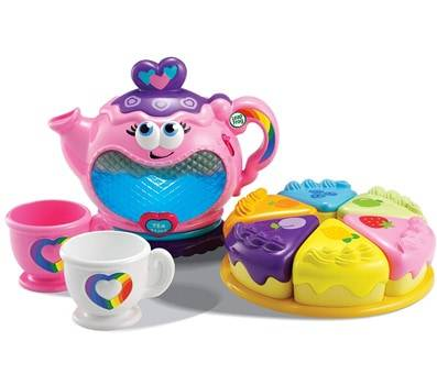 Product image of LeapFrog Musical Rainbow Tea Set