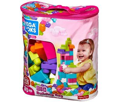 Product image of Mega Bloks Big Building Bag