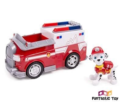 Product image of Paw Patrol Marshall s EMT Ambulance