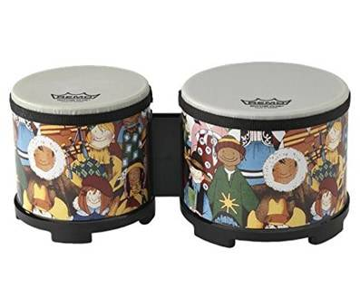 Product image of Remo Rhythm Club Bongo Drum