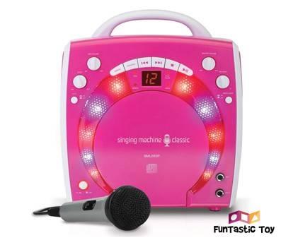 Product image of Singing Machine SML-283P CDG Karaoke Player