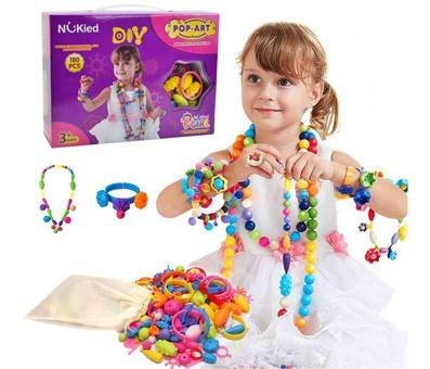 Product image of Snap Pop Beads Girls Toy