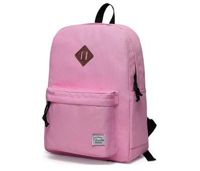 Product image of VASCHY Classic Lightweight Backpack for School