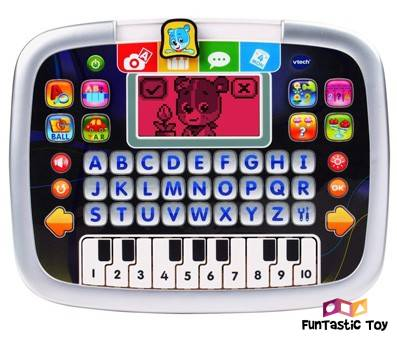 Product image of VTech Little Apps Tablet black