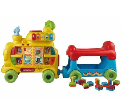 Product image of VTech Sit to Stand Alphabet Train