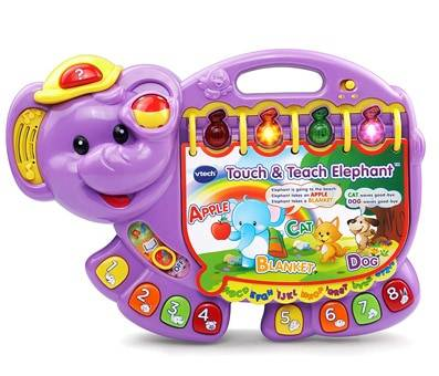 Product image of VTech Touch and Teach Elephant