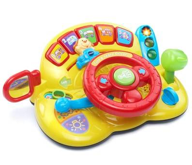 Product image of VTech Turn and Learn Driver