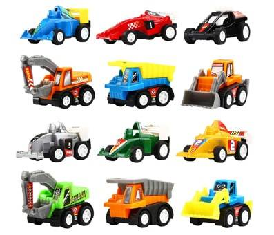 Product image of Yeonha Toys Pull Back Vehicles