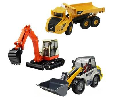 Product image of iPlay, iLearn Heavy Duty Construction Site Play Set