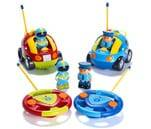 Small Product image of Cartoon RC Police Car and Race Car Radio