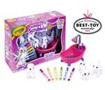 Small Product image of Crayola Scribble Scrubbie Toy Pet Playset