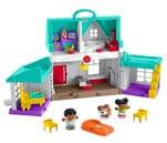 Small Product image of Fisher-Price Little People Big Helpers Home