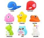 Small Product image of Flashing Color Changing Bath Toys