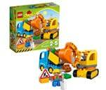 Small Product image of LEGO DUPLO Town Truck & Tracked Excavator