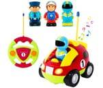 Small Product image of Liberty Imports Cartoon RC Race Car Radio