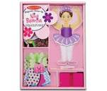 Small Product image of Melissa & Doug Deluxe Nina Ballerina