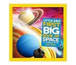 Small Product image of National Geographic Little Kids First Big Book of Space