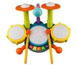 Small Product image of Rabing Kids Drum Set Beats with a Microphone
