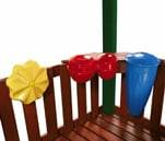 Small Product image of Swing-N-Slide Outdoor Rhythm Band Swing