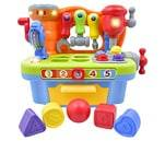 Small Product image of Toy Workshop Playset with Interactive Sounds & Lights