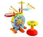 Small Product image of WolVol Electric Big Toy Drum Set