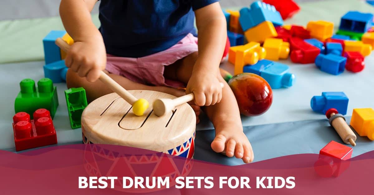 15 Kids And Toddler Drum Sets Reviewed In 2019 Funtastic Toy