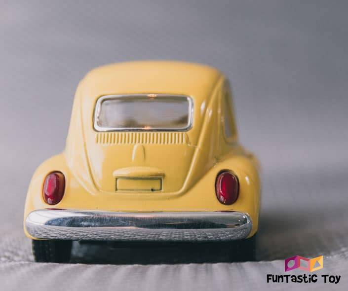 Image of yellow toy car