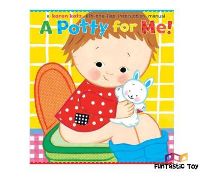 Product image of A Potty for Me! by Karen Katz