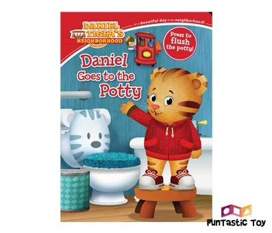 Product image of Daniel Goes to the Potty by Maggie Testa