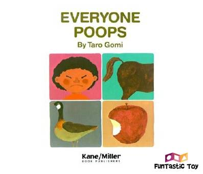 Product image of Everyone Poops by Taro Gomi