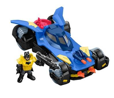 Product image of Fisher-Price Imaginext DC Super Friends, Batmobile