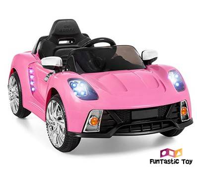 Product image of Flashy Ride-On Car